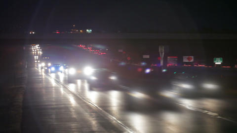 Nebraska Freeway Footage