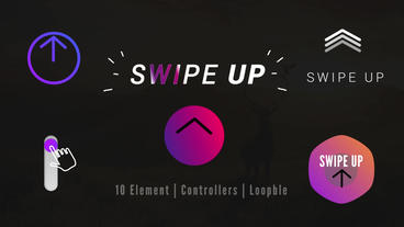 Instagram Toolkit-Swipeups Motion Graphics Template