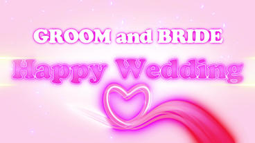 Happy Wedding After Effects Projekt