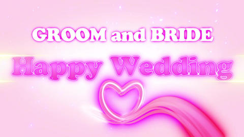 Happy Wedding After Effects Template