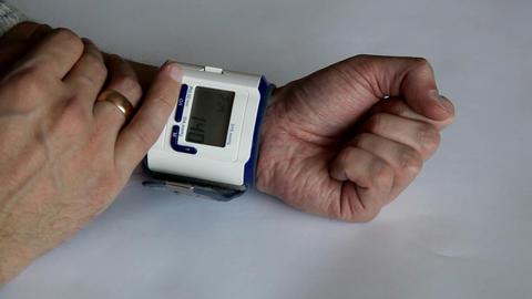 arm blood Footage