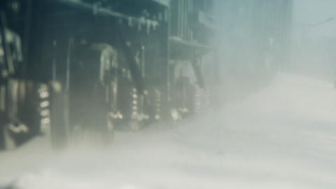 Freight Train 2 stock footage