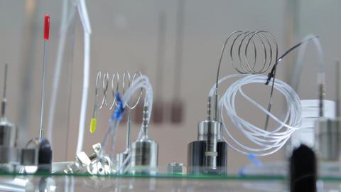 Pressure Meters Equipment Footage