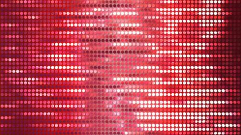 Glitter Back horizon line Red1 4k CG動画