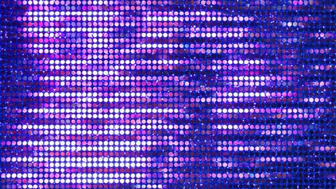 Glitter Back horizon line Purple3 4k Animation