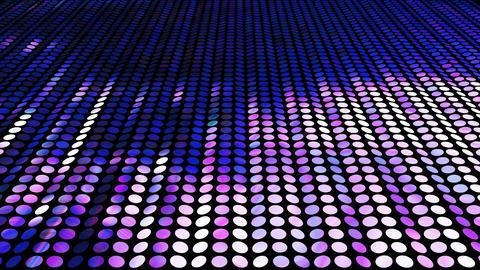 Glitter Back perspect line Blue 4k CG動画