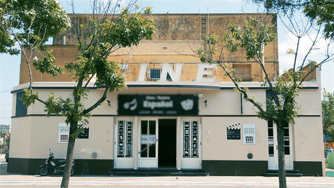 Cinema In A Small Argentine Town Live Action
