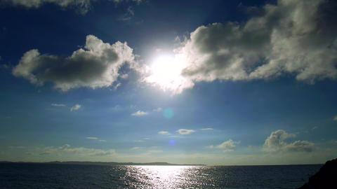 太陽と海 ビデオ