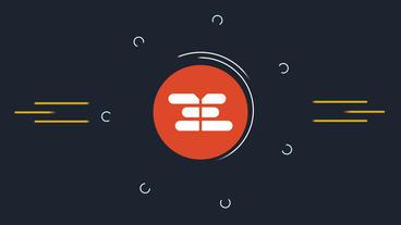 Flat Logo After Effectsテンプレート