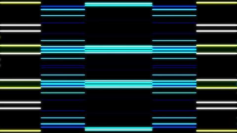 Neon Diamonds VJ Loop Animation
