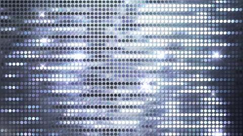 Glitter Back horizon line Silver2 Flash 4k CG動画