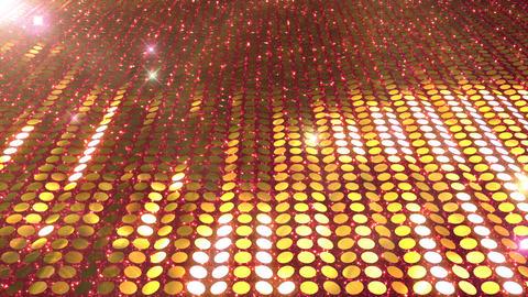 Glitter Back perspect line Gold3 Flash 4k CG動画