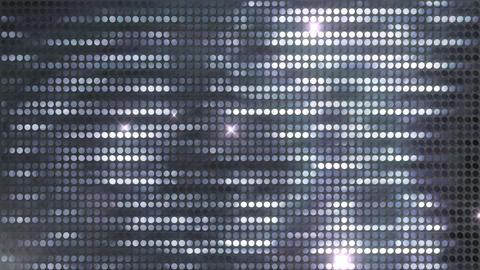 Glitter Back horizon line Silver1 Flash 4k CG動画