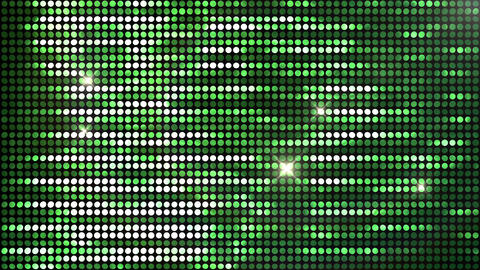 Glitter Back horizon line Green Flash 4k CG動画