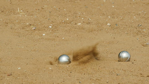 french leisure game petanque Live Action