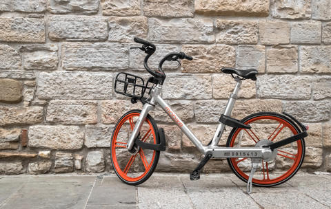 Mobike bicycle Photo