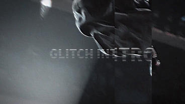 Glitch Sport Intro Premiere Pro Template