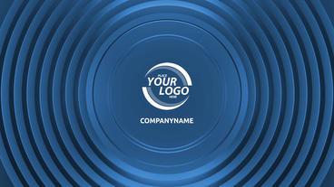 3d Circles Logo Reveal Plantilla de After Effects