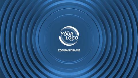 3d Circles Logo Reveal After Effects Template