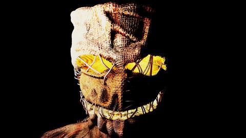 Flashing Scarecrow VJ Loop GIF