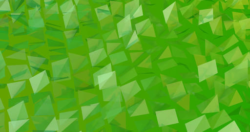 Futuristic Abstract Background with Geometric Lines Gradient Live Action