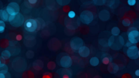 Background with Bokeh Stock Video Footage