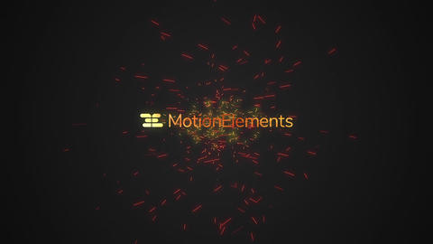 HOT TWIRLY LOGO INTRO After Effects Template