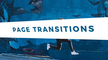 Page Transitions Presets