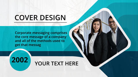 Corporate Business Template After Effects Template