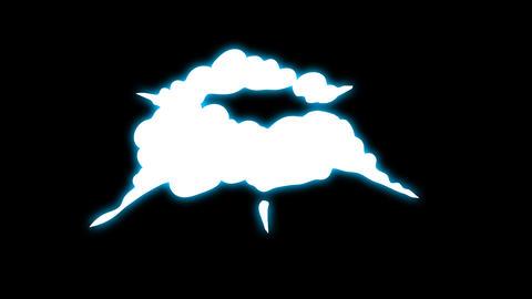 Smoke Elements Pack Motion Graphics CG動画