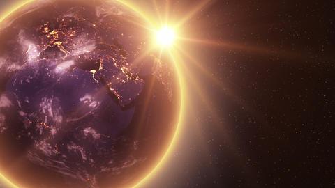 Earth 01 Animación