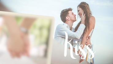 Romantic smooth elegant slideshow (Premier Pro template) Premiere Pro Template