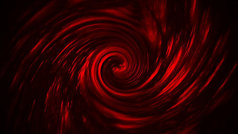 Bloody Shiny Twisted Flow VJ Loop Animation