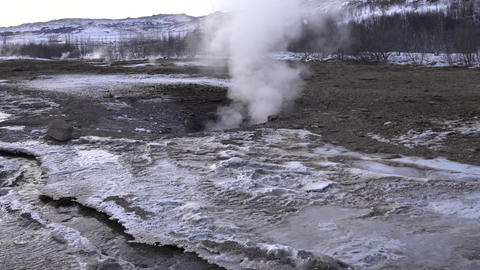 Haukadalur, Iceland, Europe Live Action