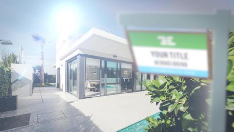 Real Estate 4K Premiere Pro Template