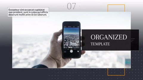 Promo Corporate - Presentation After Effects Template