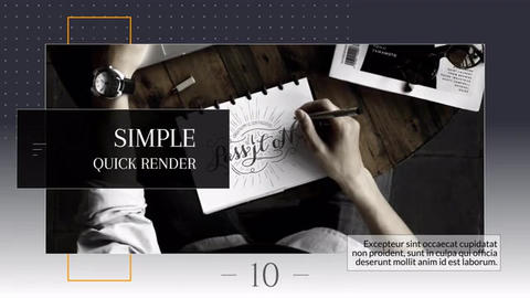 Promo Corporate - Presentation Premiere Pro Template