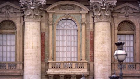 Basilicia balcony Footage