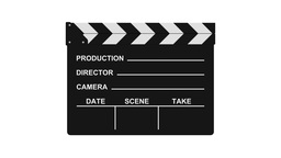 Film Slate Animation