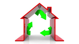 House Insulation and Energy Efficiency (Loopable) Animation