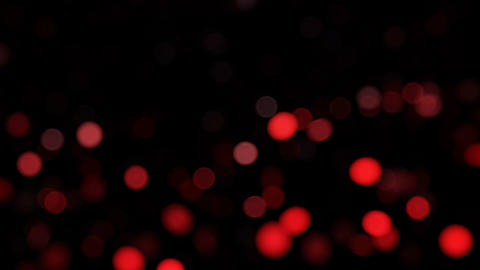 Red High quality animation of blurred abstract Christmas... Stock Video Footage