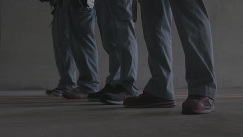 作業靴 ビデオ