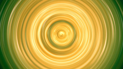Yellow Radial Motion Lines Background Animation