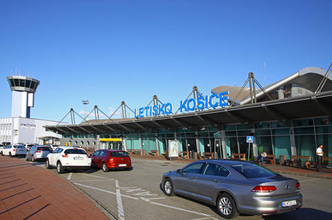 Terminal 1 of Kosice International Airport Photo