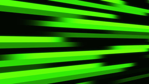Green Digital Lines VJ Loop Abstract Motion Background Animation