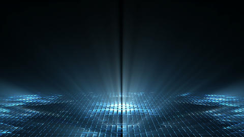 Abstract Lights Background Animation