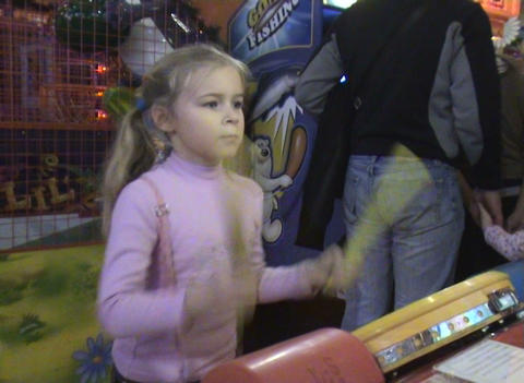 Amusement and gaming machines Stock Video Footage