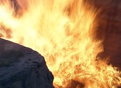 Fire and Burning Stock Video Footage