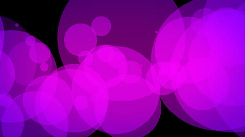 purple ambience Animation