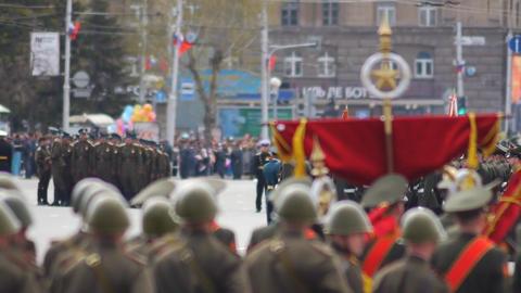 Parade 10 Footage